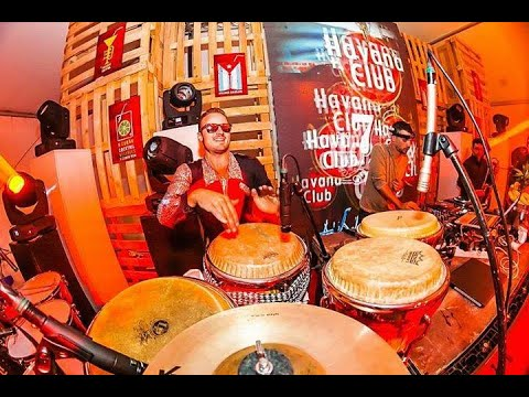 Global Disco RAW Percussionist media 2017 - Musicology Entertainment Croatia