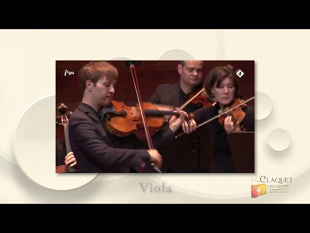 191J Versión 1, Sinfonía Concertante K  364     Mozart