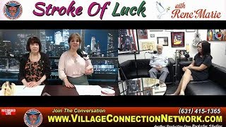 """Silent"" Life changing Effect ~ 10/7~ ReneMarie Stroke of Luck Show"