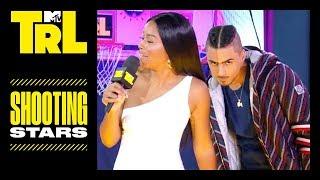 Quincy Brown & Keke Palmer Play Shooting Stars | Weekdays at 3:30pm | #TRL