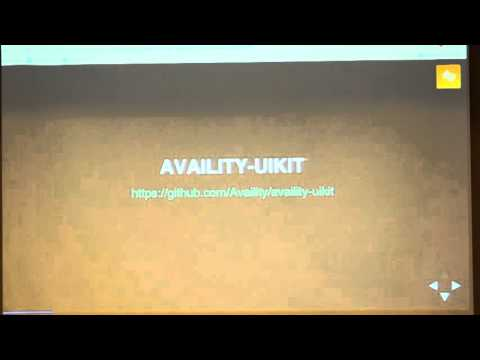 Availity - Investing in Dev Tools for Better Workflows - Code on the Beach 2015