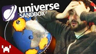 WITNESS THE APOCALYPSE! (Universe Sandbox 2)