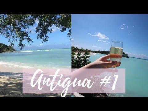Antigua Vlog - PART ONE 'Paradise Awaits'