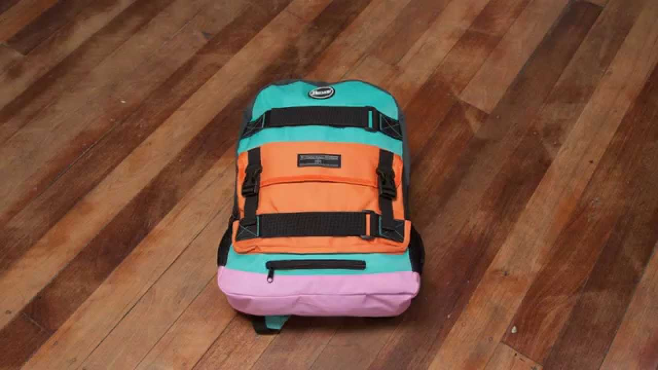Penny  Pouch  Backpack Range - YouTube eb984a6c01d32