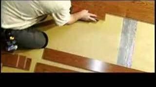 Mirage Lock Hardwood Flooring