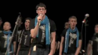 """Grace Kelly"" UW A Cappella (Waterboys)"