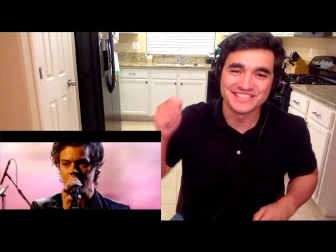 Harry Styles - Sign of the Times (Live on The Graham Norton Show) - Reaction