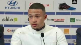 Memphis Depay   'Lyon move is to gain confidence'