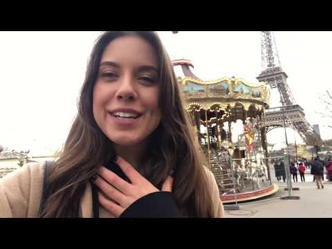 Sasha in Paris 🥐🖤