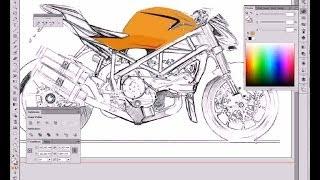 Инструмент Перо в Photoshop, Illustrator и InDesign