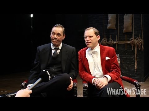 Robert Webb and Mark Heap chat about Jeeves and Wooster