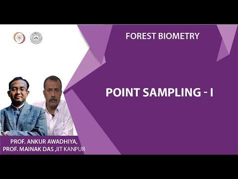 Point sampling - I