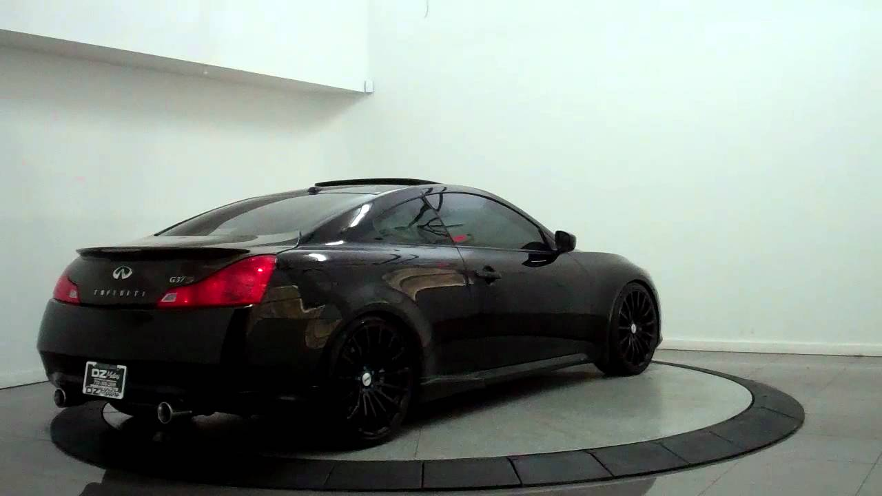 2008 infiniti g37s sport coupe custom youtube vanachro Image collections