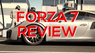 Forza Motorsport 7 Review - Refined Perfection (Video Game Video Review)