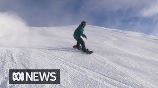 No chill for alpine real estate as ski tourist numbers jump | ABC News