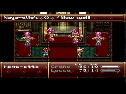 Chrono Trigger Episode 2 600 AD Marles Disappearance and Queen Leene Missing
