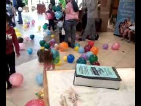 kids balloon pop youtube. Black Bedroom Furniture Sets. Home Design Ideas