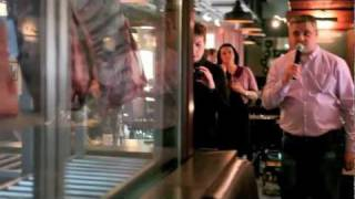 Камера сухого вызревания мяса в Goodman(, 2012-02-02T13:24:50.000Z)