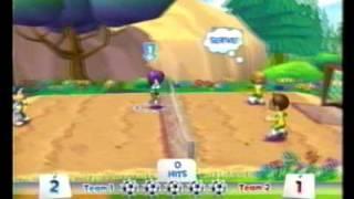 EA Playground (Wii) - Kicks Demonstration