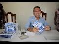 Antônio Pinto lança livro que conta a história de Nova Fátima