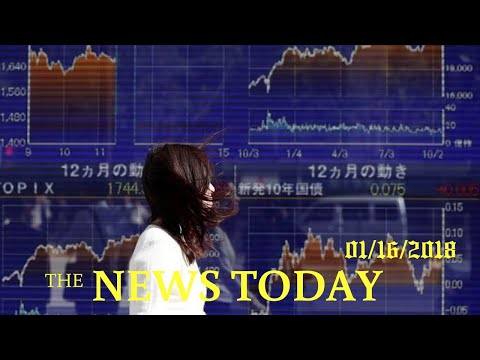News Today 01/16/2018 | Donald Trump | Asian Shares Shrug Off Losses, Euro Near Three-year Top