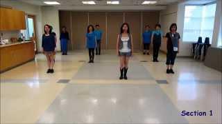 Crank It Up - Line Dance (Dance & Teach)
