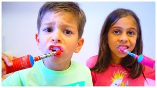 Don't Get Sick Song | KLS English Rhymes & Kids Songs