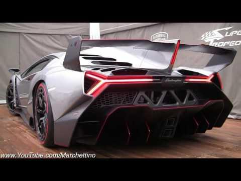 YouSUVE com   Lamborghini Veneno Roadster   33m Hypercar On The Road