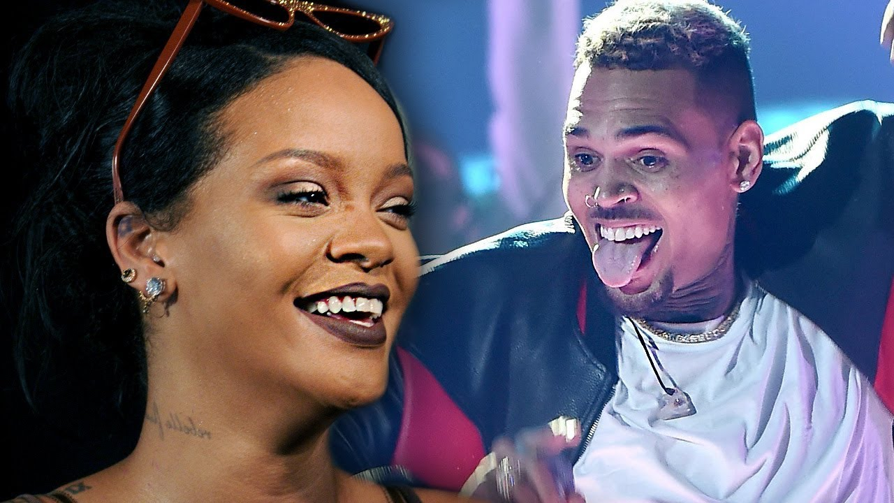 Barbadoská kráska zveřejnila před pár dny na Instagramu svou fotografii, kterou ji okomentoval bývalý přítel Chris Brown.