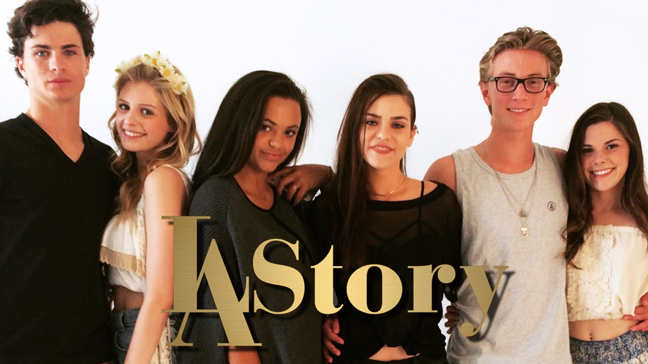 Image result for la story show poster