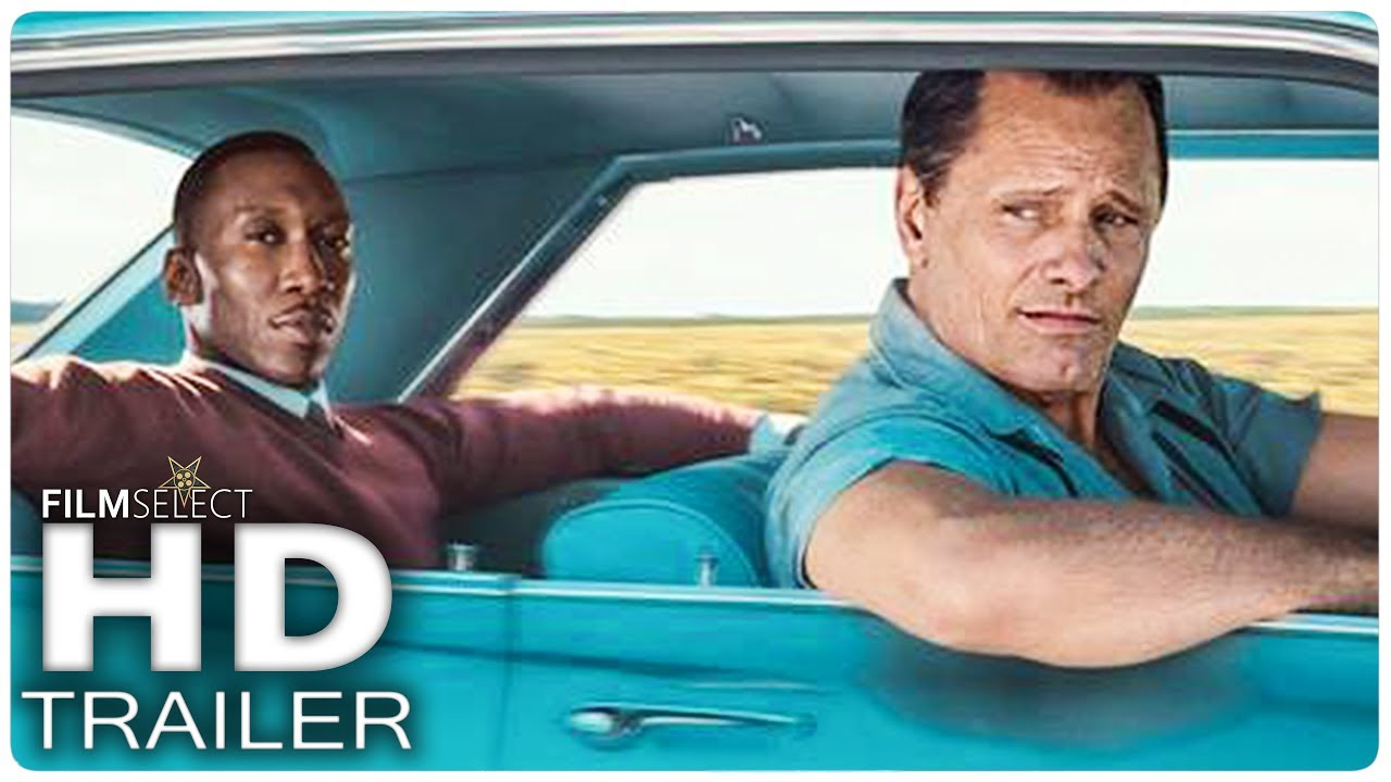 GREEN BOOK Trailer (2018) - YouTube