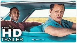 GREEN BOOK Trailer (2018)