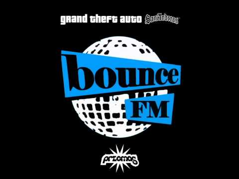 GTA San Andreas Bounce FM Dazz Band - Let It Whip