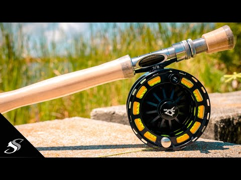 How To SETUP A Fly Fishing Reel! Add Backing & Fly Line! 2020