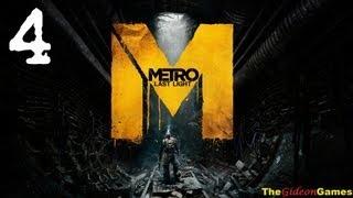 Прохождение Metro: Last Light (Метро 2033: Луч надежды) [HD|PC] - Часть 4 (Паучки)