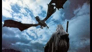 Dragonslayer (1981) - Wizard vs. Dragon Showdown