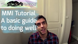 MMI Tutorial - A quick guide on the basics of doing well