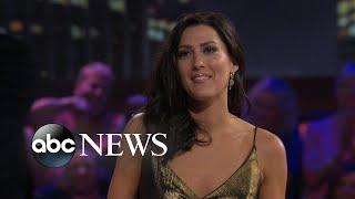 New Bachelorette speaks about heartbreak, hope