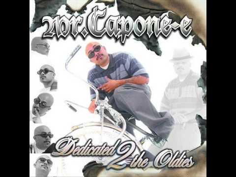 Mr Capone-E - Ganster loving