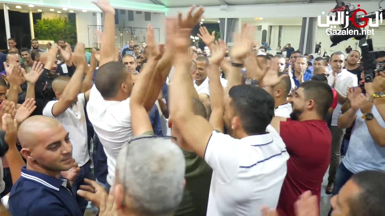 حميد ابو الليل حفلة غازي زرعيني كفر قرع