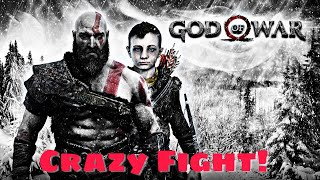 God of War: Crazy fight!