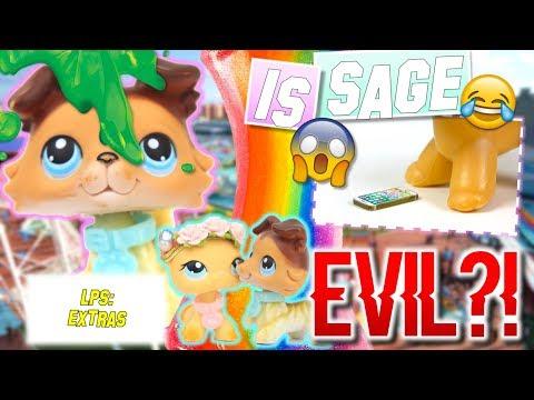 смотрите сегодня Lps Is Sage Evil Popular 29 Theories