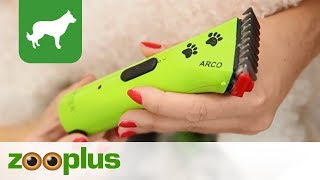 Akku-Schermaschine & Grooming Tools Hund | Moser Arco | zooplus.de thumbnail