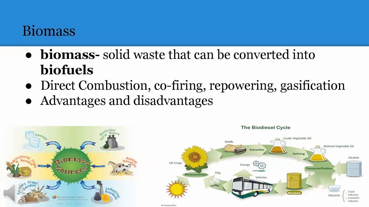 the advantages of renewable energy resources environmental sciences essay A non-renewable energy resource can be defined as an energy resource that cannot sustain its consumption rate in other words, non-renewable energy is not sustainable in other words, non-renewable energy is not sustainable.
