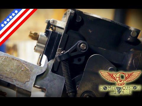 How to tune your CV carburetor rebuild & float adjustment Tutorial ep18 Roma Custom Bike