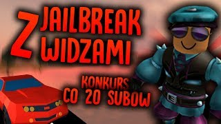 Jailbreak! 1 LIKE = 30 SEK LONG STREAM! WE EARN MONEY ON THE CAR! Roblox