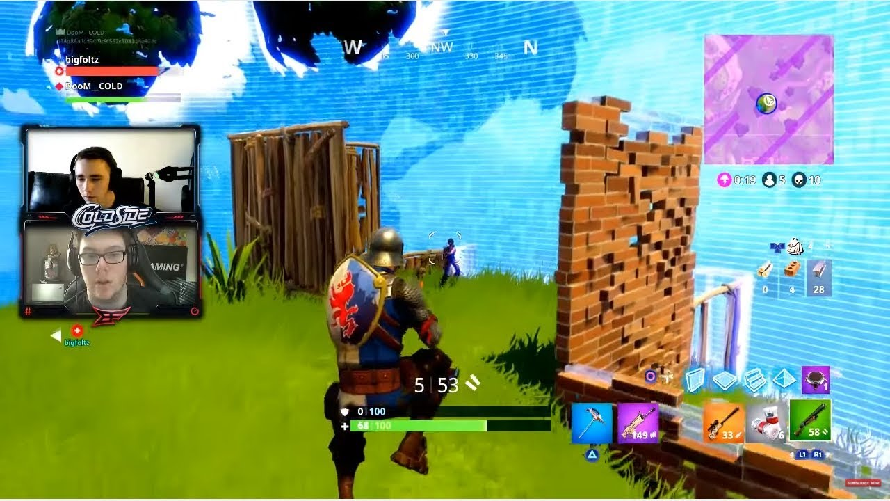 When is the Fortnite map update going to be released?