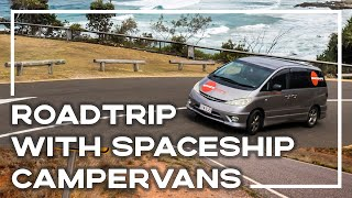 Campervan Hire In Australia - What To Expect From Your Spaceships Campervan | Backpacker Banter