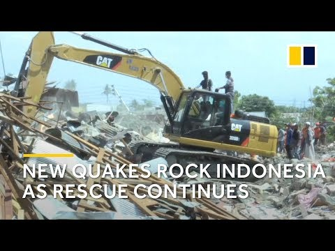 Indonesia earthquake 2018: Two more hit Sumba, as Sulawesi rescue continues