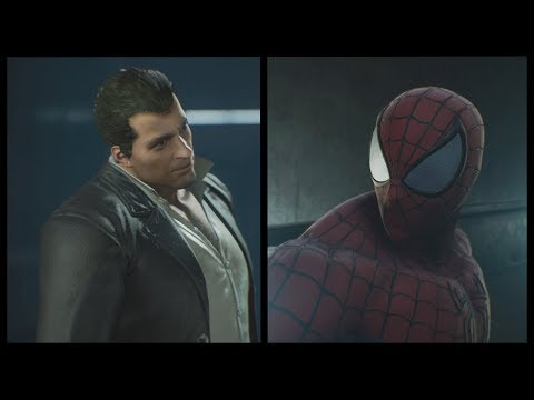Marvel Vs Capcom Infinite - Spider Man's First Appearance / Frank West's Appearance